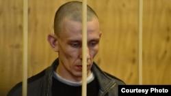Максим Калиниченко в зале суда