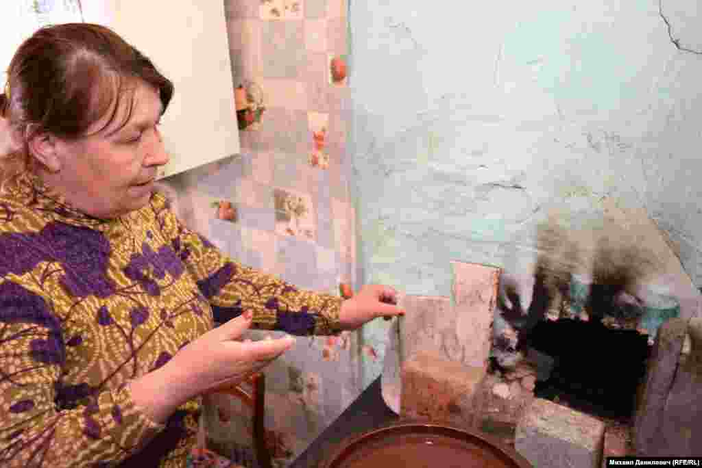 Мария Филимонова получила квартиру по социальному найму.