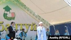 Омски Сабан туе, 4 июнь 2011