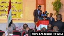 أحد مؤتمرات المصالحة الوطنية في الموصل