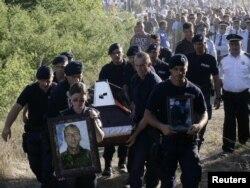 Në aksionin e 25 korrikut në veri, humb jetën pjesëtari i Policisë Speciale, Enver Zymberi.