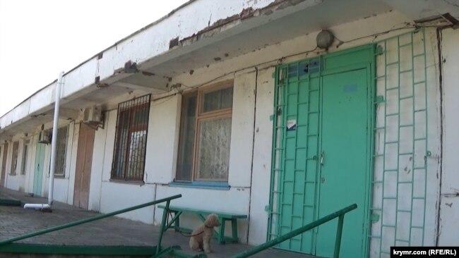Городская больница в Щелкино