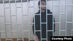 Журналист Гериев