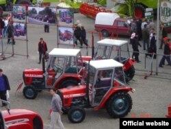 Traktori IMT-a