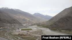 The Panjshir Valley.