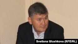 Саят Шаяхметов, бұрынғы білім және ғылым вице-министрі.