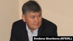 Саят Шаяхметов, бывший вице-министр образования и науки Казахстана.