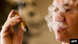 Образ сигары
