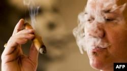 Джентльмены в Голландии теперь лишены главного мужского удовольствия: сигары к коньяку