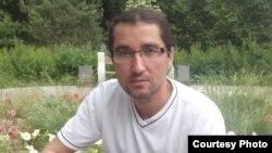Tajik lawyer Jamshed Yorov (file photo)