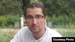 Tajik lawyer Jamshed Yorov