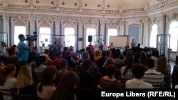 Concert La Muzeul Național de Istorie