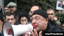 لوان گاچه چیلادزه رهبر مخالفان دولت گرجستان خواستار بازشماری آراء انتخابات ریاست جمهوری شد.