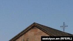 Православная церковь в Ереване, 26 июля 2011 г.