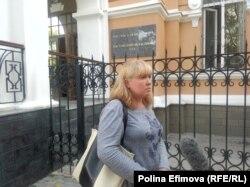 Марина, мама Владислава Мордасова