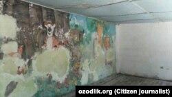 Помещение детского сада №11 в Андижанском районе одноименной области.