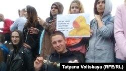 Санкт-Петербург, антикоррупционная акция 12 июня 2017
