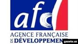 Франция тараққиёт агентлиги логотипи.