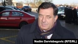 Banjallukë - Presidenti i Republikës Serbe të Bosnjës dhe Hercegovinës, Millorad Dodik (Ilustrim)