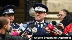 Ioan Buda a fost demis din funcția de șef al Poliției Române de fostul ministru de Interne, Nicolae Moga