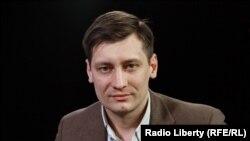 Депутат Государственной Думы России Дмитрий Гудков