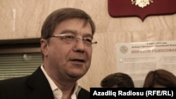 Посол Российской Федерации в Азербайджане Владимир Дорохин