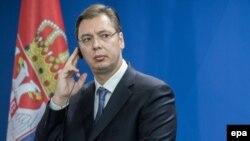 Predsednik Vlade Srbije: Primio k znanju te primedbe