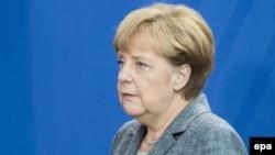 Германия канцлері Ангела Меркель. Берлин, 7 қыркүйек 2015 жыл.