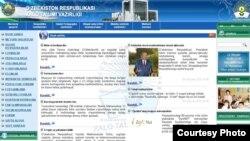 Uzbekistan - the official website of edu.uz
