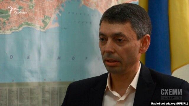Уповноважений Фонду гарантування вкладів на ліквідацію «Імексбанку» Сергій Гаджиєв: «Більше від 90% кредитного портфелю «Імексбанку» сформовано його акціонерами»