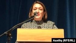 Әлфия Галиева