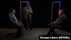 La dezbaterea din studioul Europei Libere