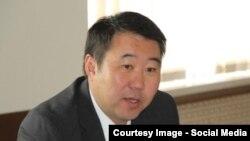 Mr. Orgil Luvsantseren from Mongolia, director of the Institute EBI, diplomat, former Ambassador of Mongolia in Switzerland