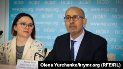 Офіційний представник ОБСЄ з питань свободи засобів інформації Арлем Дезір