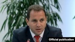 Первый заместитель министра обороны Армении Давид Тоноян