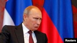 Володимир Путін, 16 жовтня 2014 року