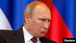 Президент Росії Володимир Путін, 16 жовтня 2014 року