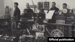 Нижегородская лаборатория, март 1922 (nauchebe.net)