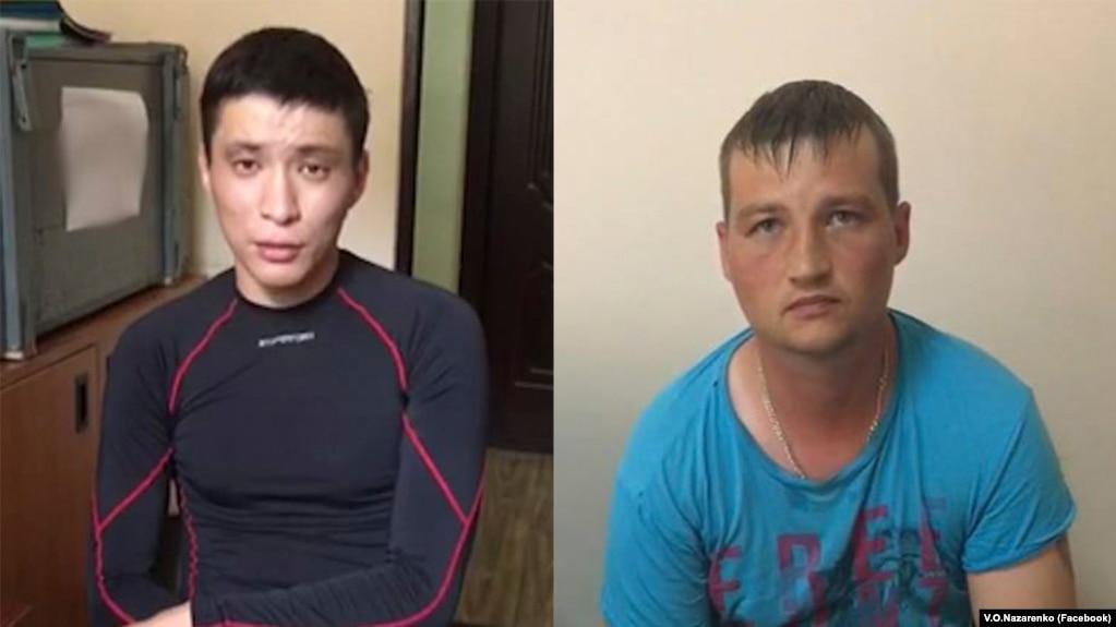 Задержанных рядом сКрымом русских таможенников заставят платить по320 грн