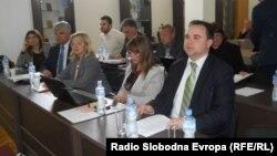 Архивска фотографија: Совет на Општина Охрид.