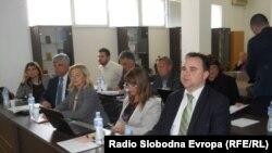 Совет на Општина Охрид.