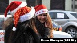 Նոր տարին Երևանում, արխիվ