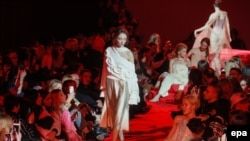 Бренд FROLOV на Ukrainian Fashion Week