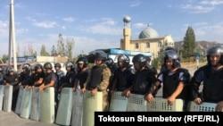 Полиция в Кой-Таш