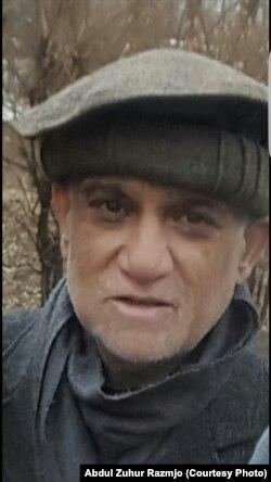 Абдул Зухур Размджо, нашыя дні