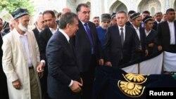 Ислам Каримовду акыркы сапарга узатуу
