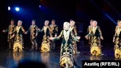 Татар дәүләт җыр һәм бию ансамбле