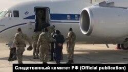 Тот самый самолет и арестованные дагестанские чиновники