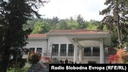 Архивска фотографија- Вила Водно – резиденција на претседателот на Република Македонија.