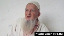 Абдусалим Ҳалимов, падари Гулмурод Ҳалимов